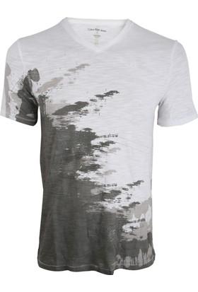 Calvin Klein 41Jk211-100 T-Shirt