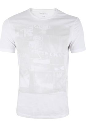 Calvin Klein 41Gk243-100 T-Shirt