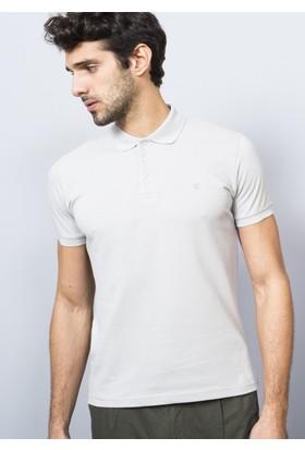 Adze Polo Yaka Pike T-Shirt