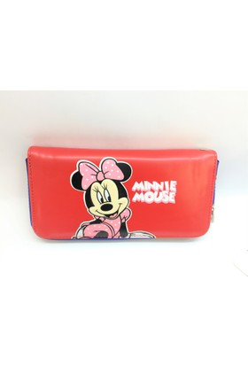 Nekst Aksesuar Minnie Mouse Kadın Cüzdan