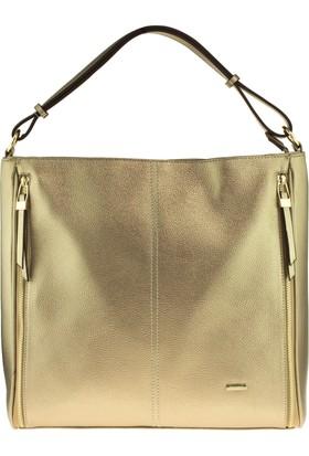 Greyder 99622 Zn Casual Altın Kadın Çanta