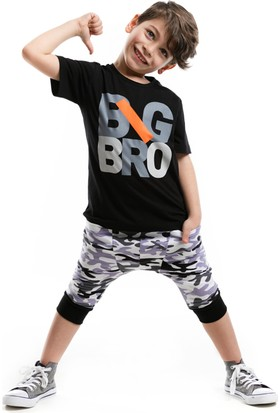 Mushi Big Bro Yaz Baggy Takım