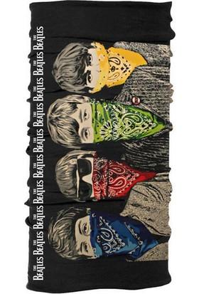 Köstebek The Beatles Resim Saç Bandı