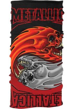 Köstebek Metalica Skull Saç Bandı