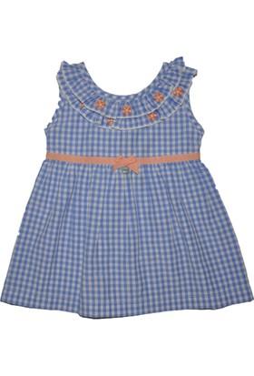 Zeyland Kız Çocuk Mavi Elbise - 71M2LKF33