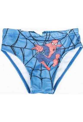 Soobe Ultimate Spider-Man Erkek Çocuk Slip Mayo Saks