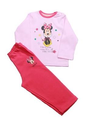 Disney Minnie Mouse Pijama Takımı
