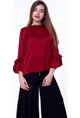 Bsl Fashion Nbt Renna Bluz 9184 12
