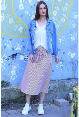 Bsl Fashion Brn Riana Etek 9207 12