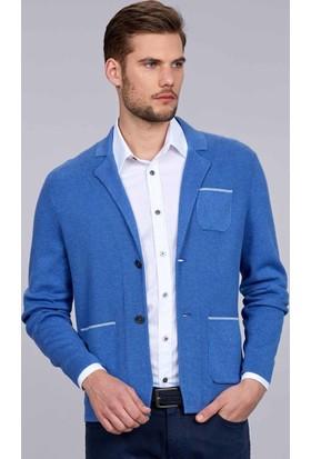 Hemington Mavi Spor Ceket
