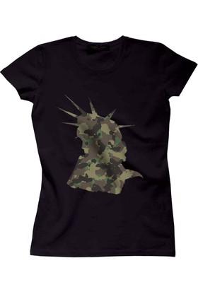 The Chalcedon Frihetsgudinnan Bayan Tshirt
