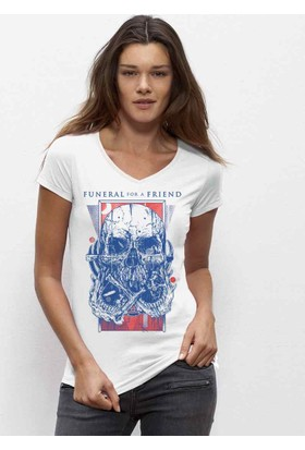 The Chalcedon Funeral For A Friend Bayan Tshirt