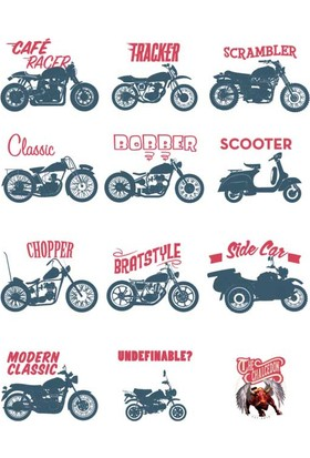 The Chalcedon Motorcycles Bayan Tshirt