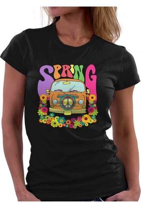 The Chalcedon Spring Bus Bayan Tshirt