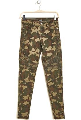 Hogg Diz Detaylı Spor Pantolon