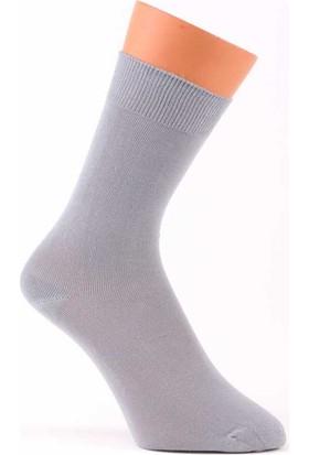 Prestige Ekonomik Erkek Gri 3'Lü Çorap