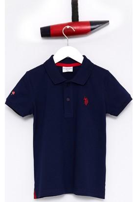 U.S. Polo Assn. Erkek Çocuk T-Shirt Tp01İy7