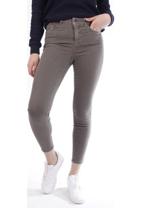 Loft Kadın Pantolon Haki 2014286