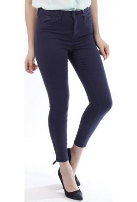 Loft Kadın Pantolon Lacivert 2014286