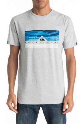 Quiksilver Classic Jungle Box Erkek T-Shirt Eqyzt04284