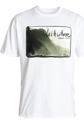 Quiksilver Waterman Napali Coast Erkek T-Shirt Eqmzt03014