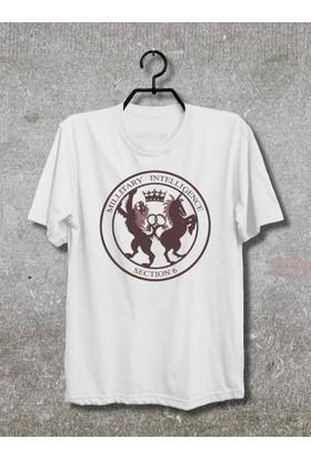 Vestimen Mı6 Tshirt Tshirt No01 Beyaz Xlarge