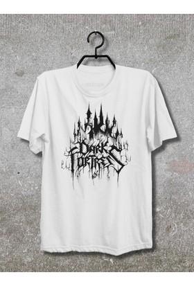 Vestimen Dark Fortress Tshirt Tshirt No01 Beyaz Xlarge