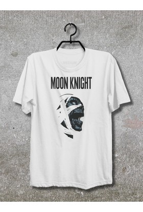 Vestimen Moon Night Tshirt Tshirt No01 Beyaz Xlarge