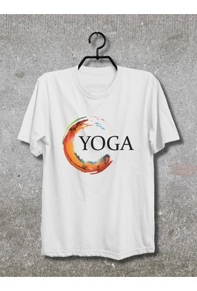 Vestimen Yoga Fitness Tshirt Tshirt No02 Beyaz Xlarge