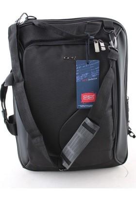 ÇÇS 50997 Erkek Laptop Sırt Çantası Siyah