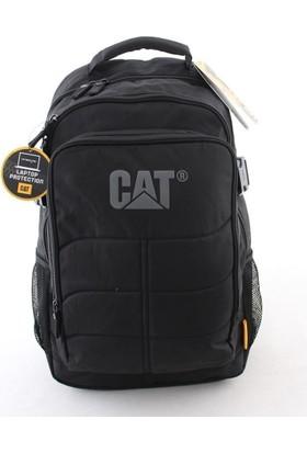 Cat 82985 Caterpillar Erkek Sırt Çantası Siyah