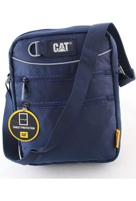 Cat 83298 Caterpillar Tablet Çantası Lacivert