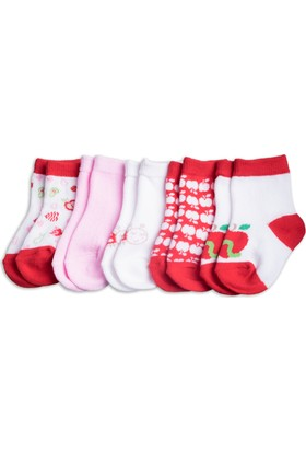 Hogg Desenli Çorap Seti