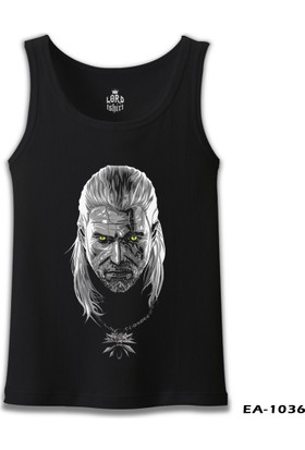 Lord T-shirt The Witcher 3 Toxicity Siyah Erkek Atlet