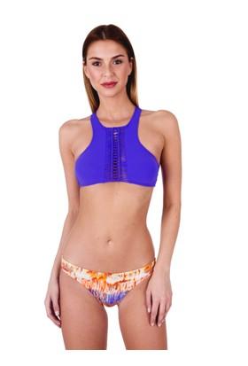 Ayyıldız Makrome İşlemeli Atlet Bikini
