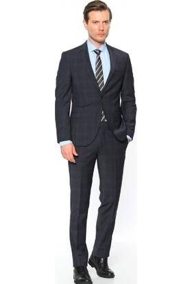 Comienzo Camaro Klasik Ekoseli Takım Elbise 10576
