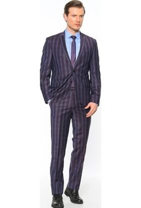 Comienzo Pera Klasik Takım Elbise