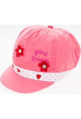 Soobe Kız Çocuk Baretta Şapka SBAKCSPK1178_00-0050