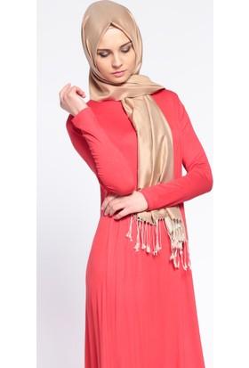 Salaş Elbise - Kırmızı - Everyday Basic