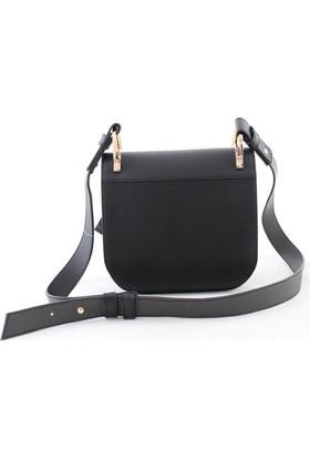 Biggi 1251 Kadın Postacı Çanta Siyah