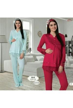 Mecit Kadın Pijama 1614
