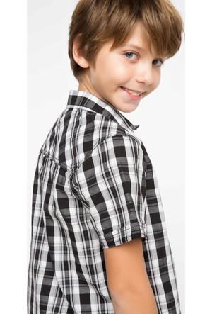 DeFacto Kareli Genç Erkek Gömlek