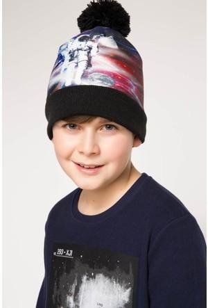 DeFacto Erkek Çocuk Bere Mavi