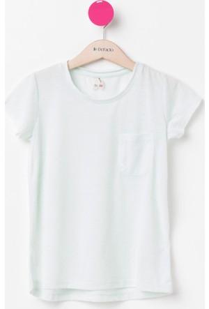 DeFacto Kız Çocuk Basic Body Mint