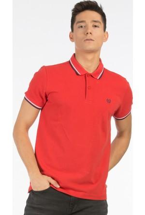 Colin's Turuncu Erkek Kısa Kollu Polo T-Shirt