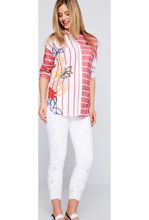 U.S. Polo Assn. Fru Gömlek