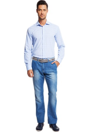 Pierre Cardin Denim Pantolon Mavi