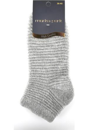 Marka Park Kadın Çorap Gri 1MRPS2017003
