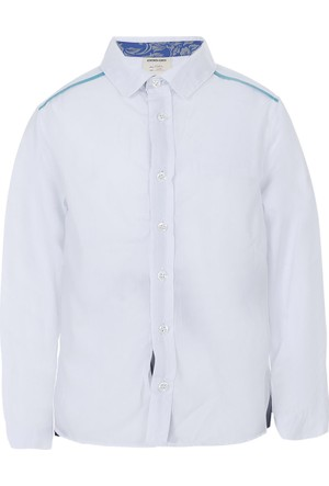 Soobe Little Italians Gömlek Beyaz