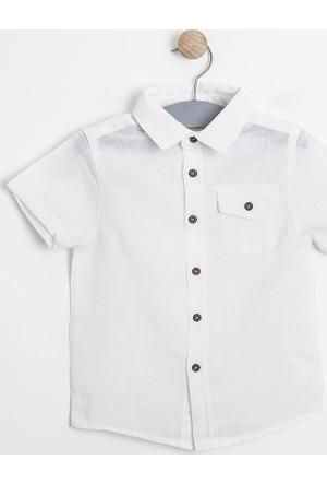 Soobe Erkek Garson Gömlek Beyaz
